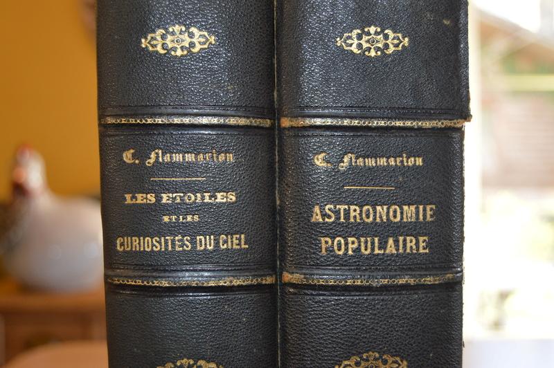 Carte du ciel et livre astronomique de 1880  Dsc_0120