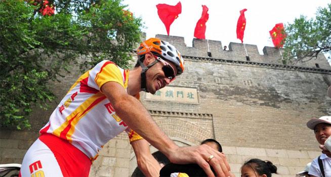 Pekín 2008: CICLISMO Samuel10