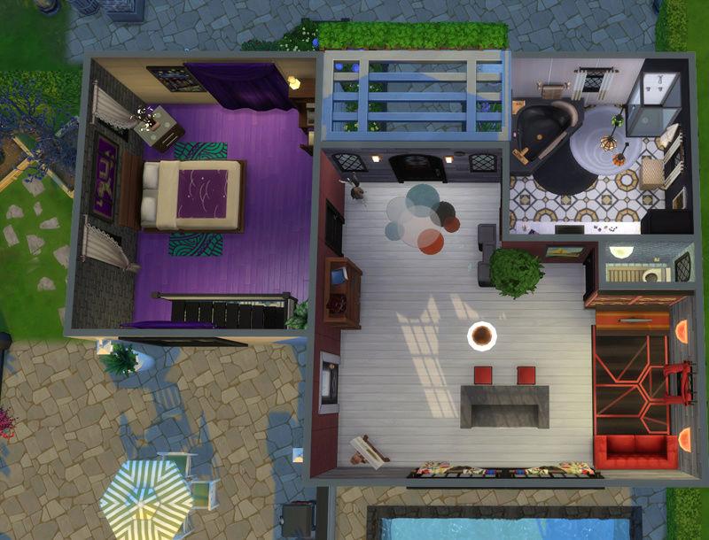 Le boudoir de Koe - Page 8 Maison12
