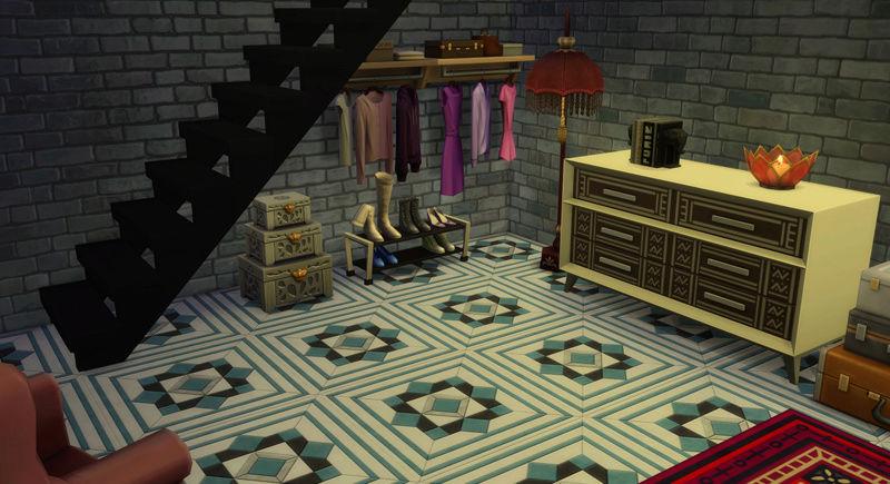 Le boudoir de Koe - Page 8 Maison19