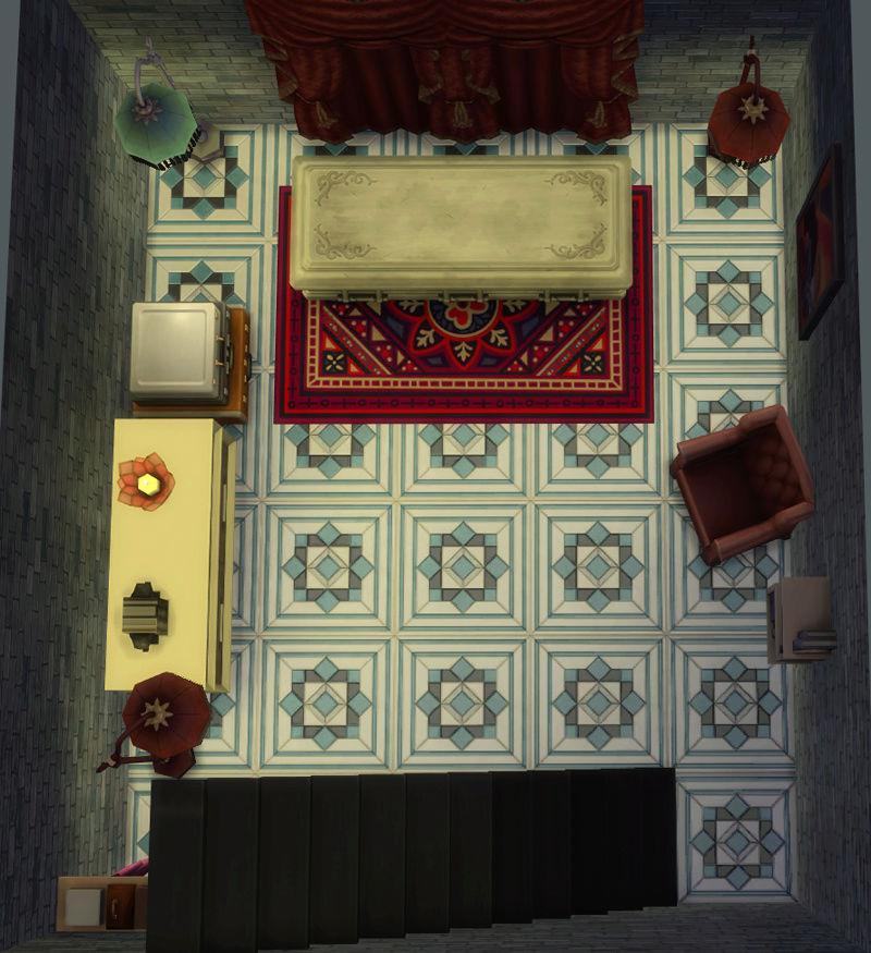 Le boudoir de Koe - Page 8 Maison22