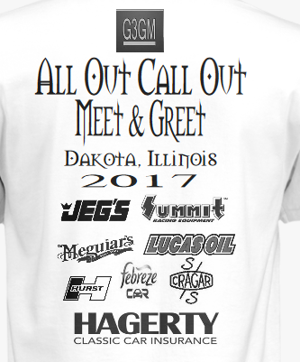 All out Call Out Can show and first ever swap Meet  Screen25