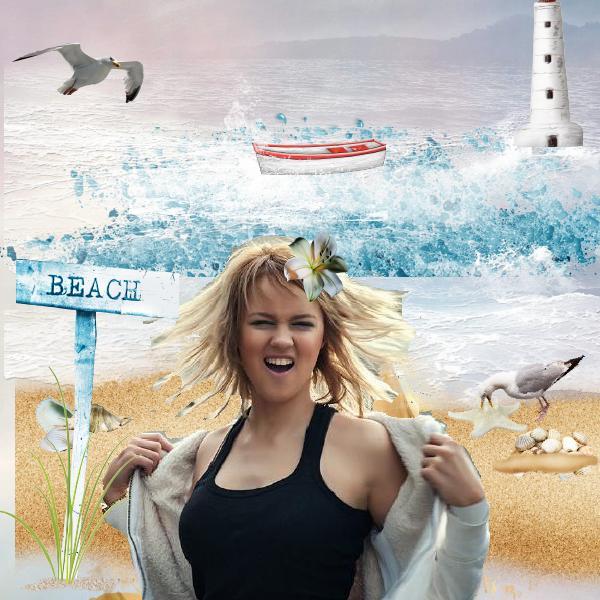 Challenge Scrap la photo N°41 : on vote ! Beach10