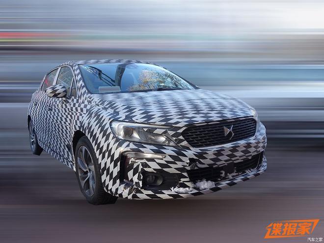 2017 - [DS Automobiles] DS 5LS restylée 74wi-f10