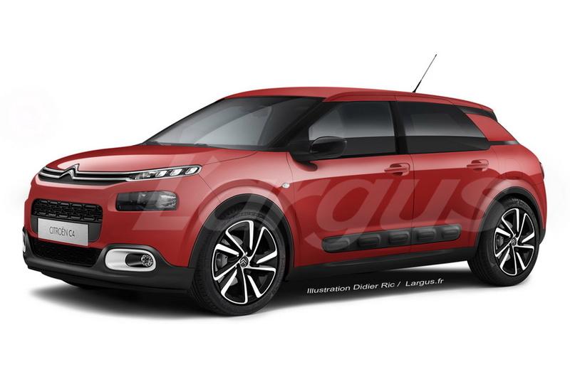2017 - [FUTUR MODÈLE] Citroën C4 III [F3] - Page 18 Citroe20