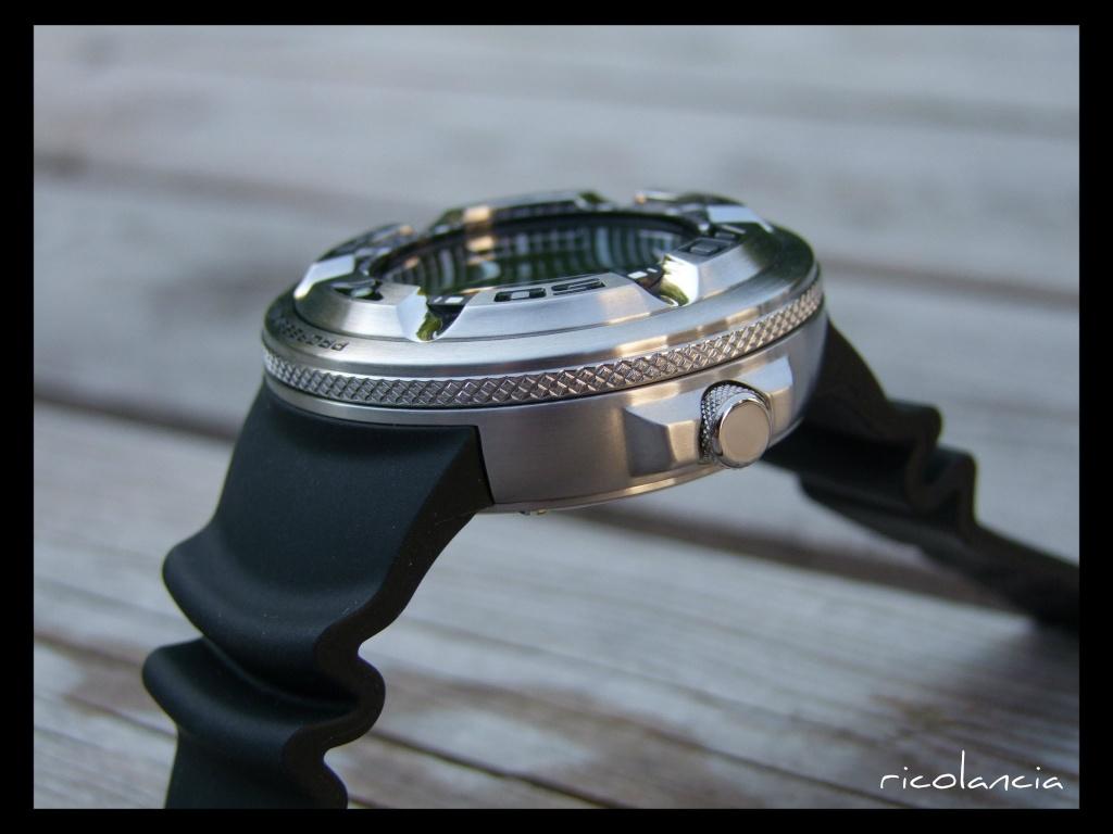"citizen - citizen BJ-8050 dite ""Ecozilla"" diver's 300m Ecozil15"