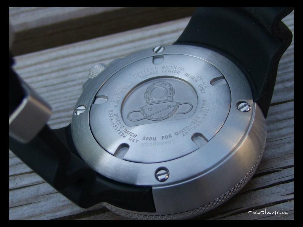 "citizen - citizen BJ-8050 dite ""Ecozilla"" diver's 300m Ecozil23"