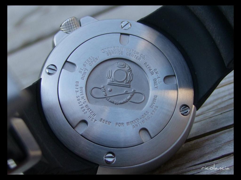 "citizen - citizen BJ-8050 dite ""Ecozilla"" diver's 300m Ecozil24"