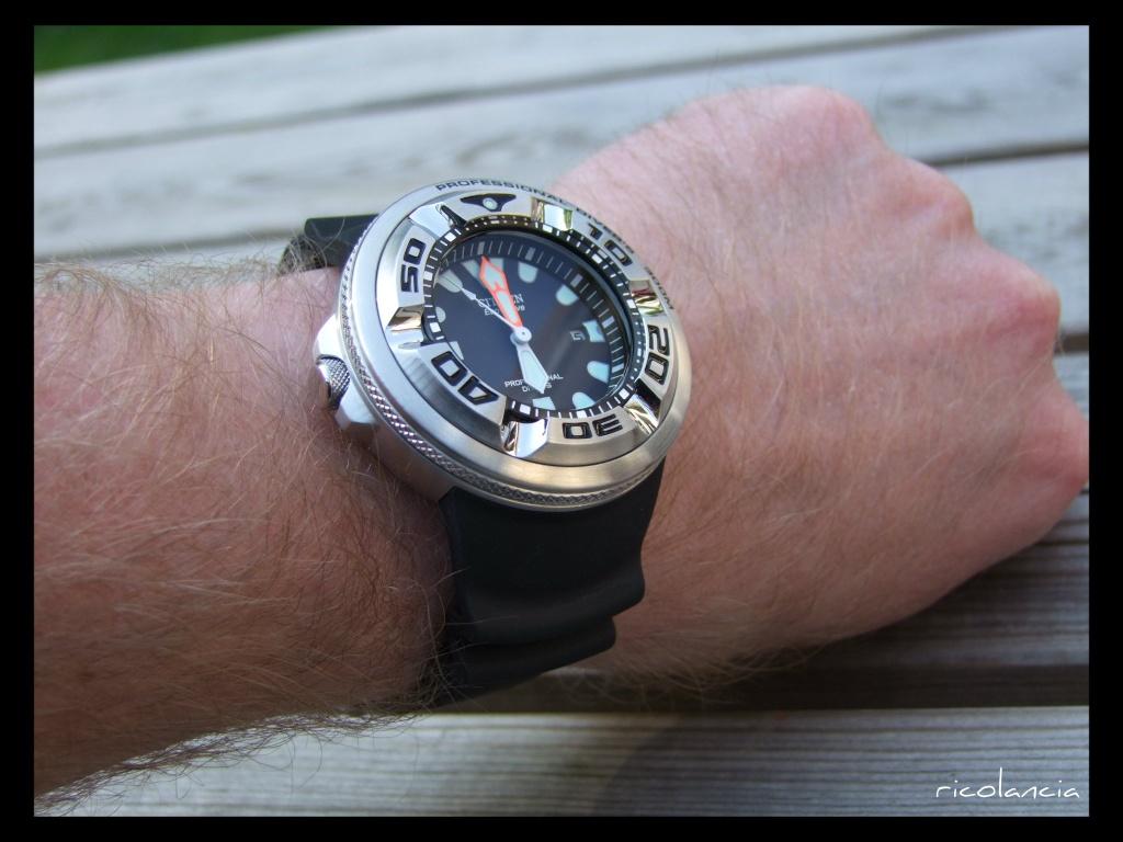 "citizen - citizen BJ-8050 dite ""Ecozilla"" diver's 300m Ecozil27"