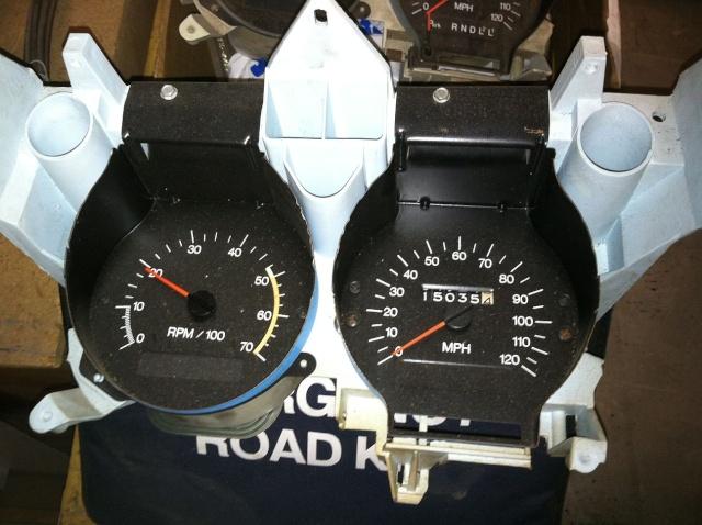 Dead tach - filter? 7410