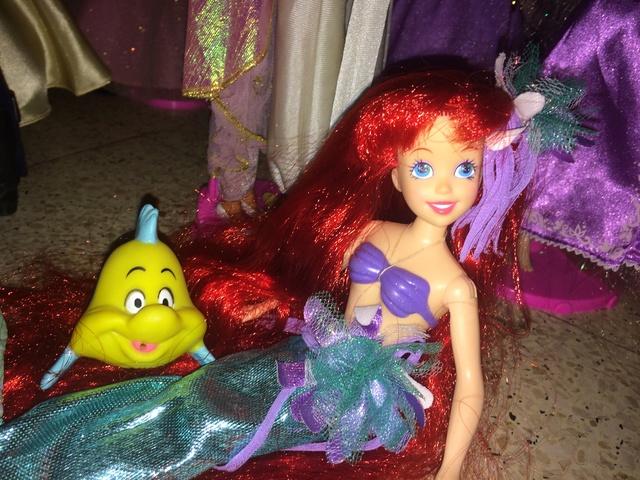 Ma collection des poupées des films de DISNEY - Page 7 Img_8425