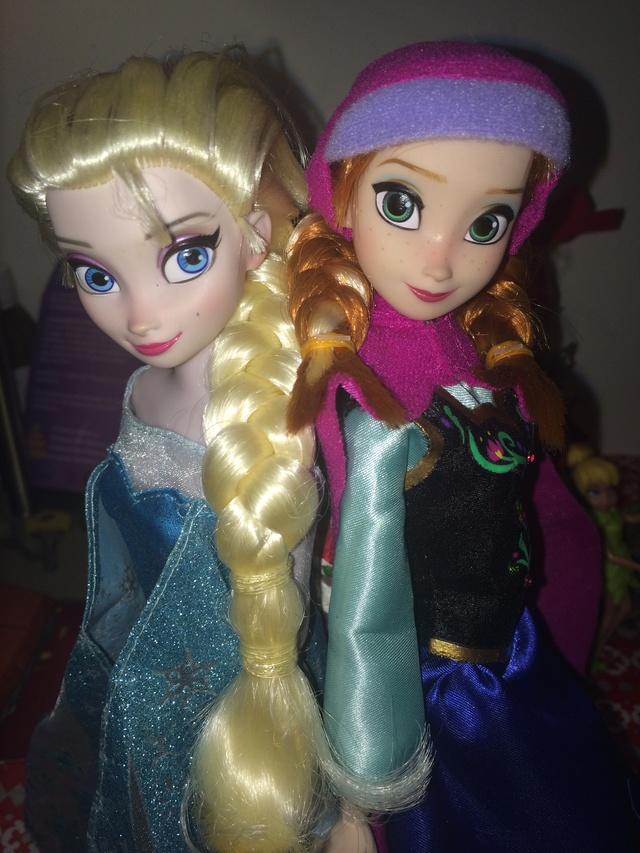 Ma collection des poupées des films de DISNEY - Page 7 Img_8828
