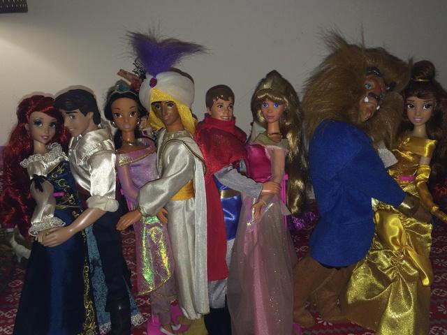 Ma collection des poupées des films de DISNEY - Page 7 Img_9315