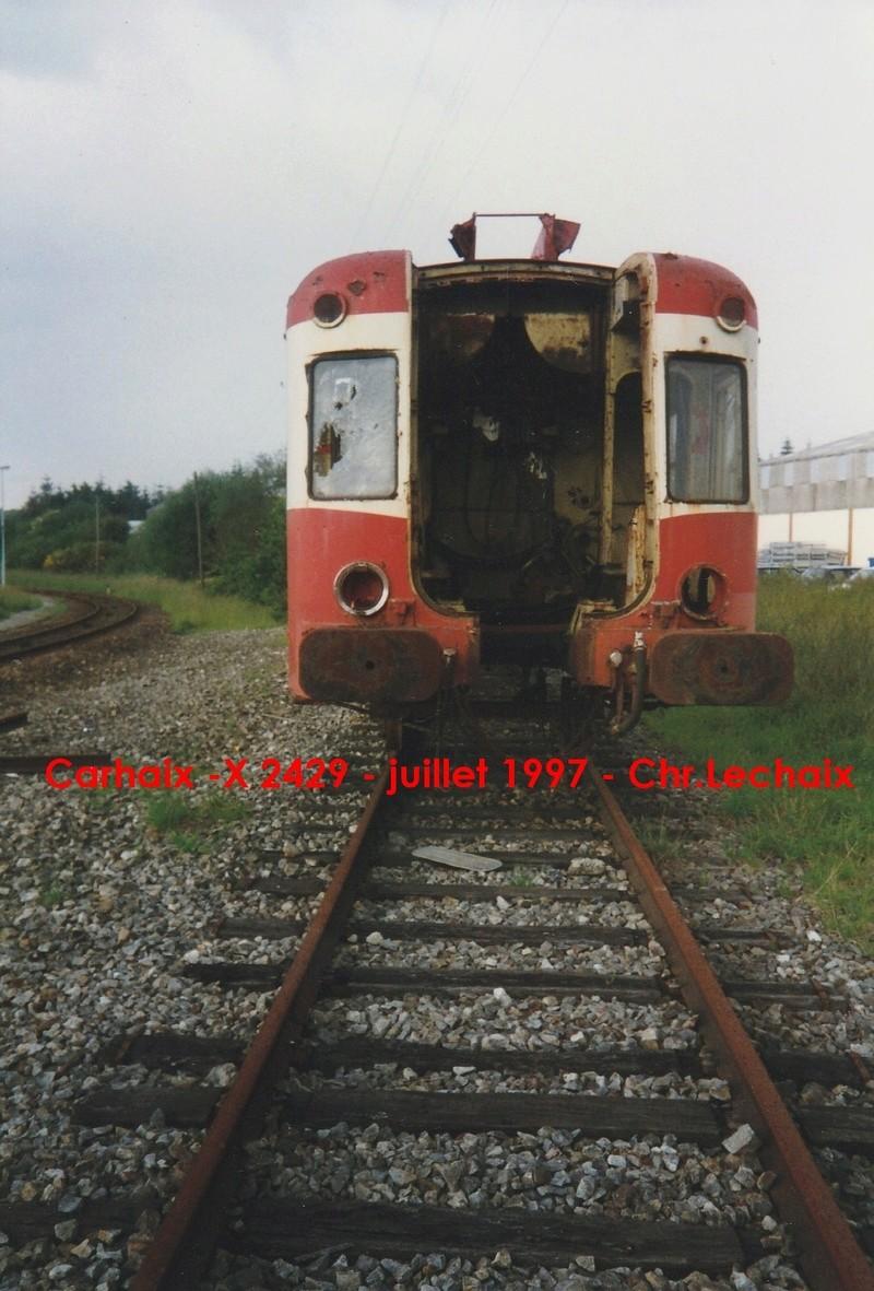 Les X 2400 DU FORUM.... Carhai27