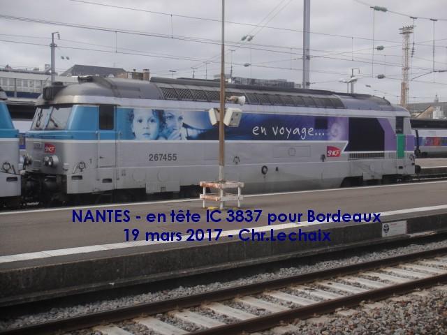Nantes - intercités pour Bordeaux Nantes10