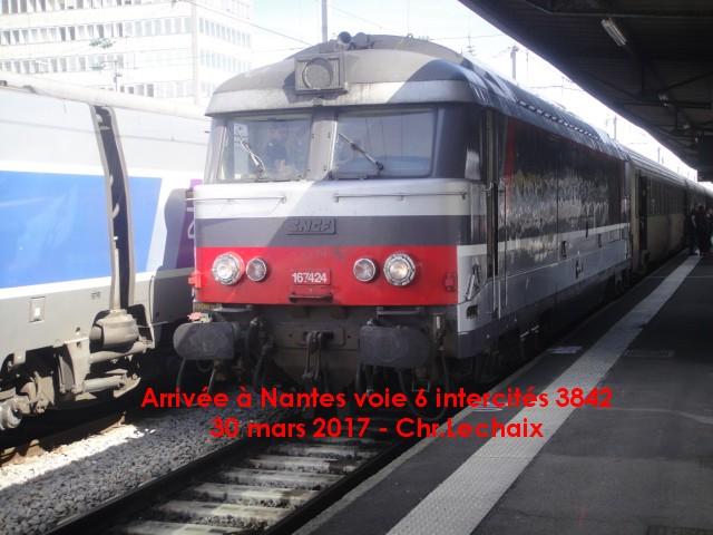 Nantes - intercités pour Bordeaux Nantes12