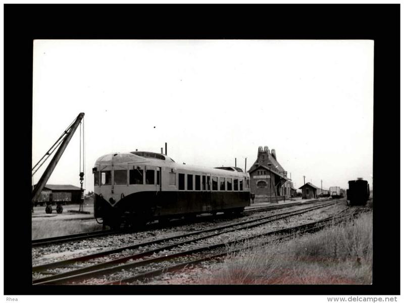 Réseau Breton - il y a 50 ans la fin de la ligne Camaret - Chateaulin Emb Rb_cam10
