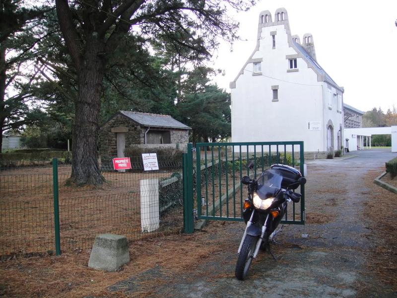 Réseau Breton - il y a 50 ans la fin de la ligne Camaret - Chateaulin Emb Rb_tal10