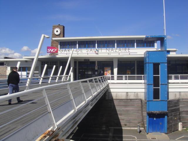 Bienvenue en gare de St Nazaire 03 avril 2017 Spico_21