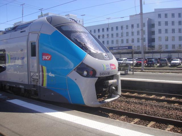 Bienvenue en gare de St Nazaire 03 avril 2017 Spico_26