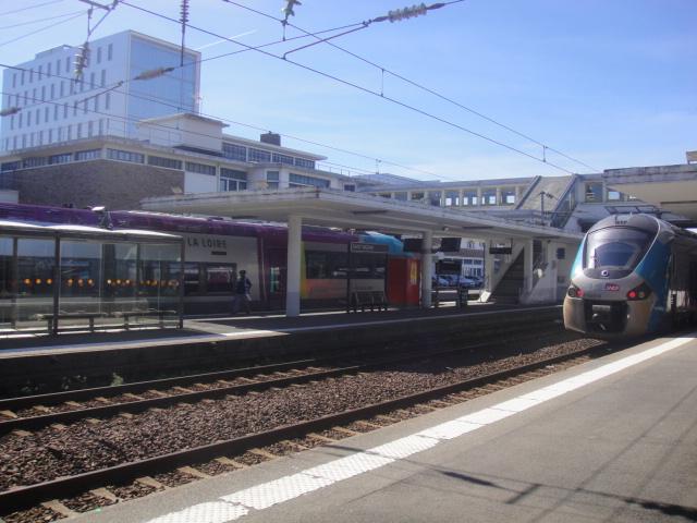 Bienvenue en gare de St Nazaire 03 avril 2017 Spico_27