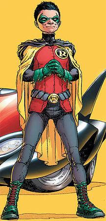 Ficha de Damian Wayne Al Ghul  217px-10