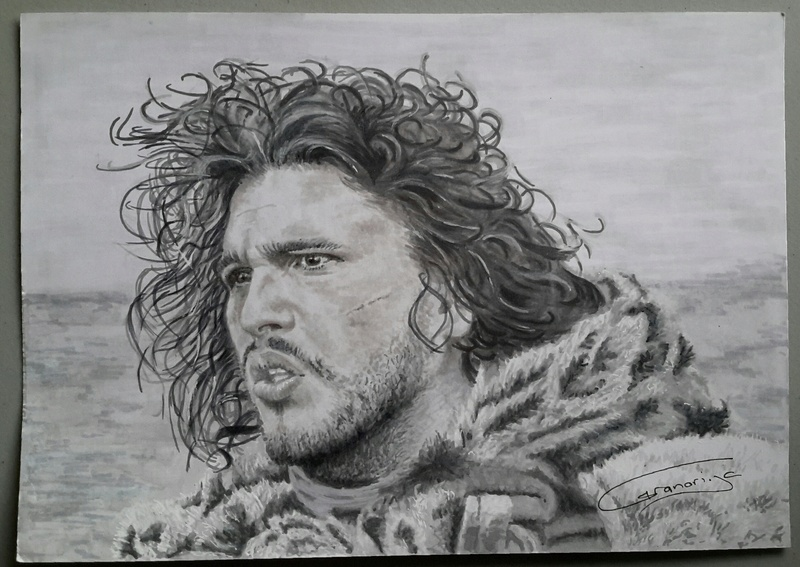 Portrait de Jon Snow ( Kit Harington ) Img_2010