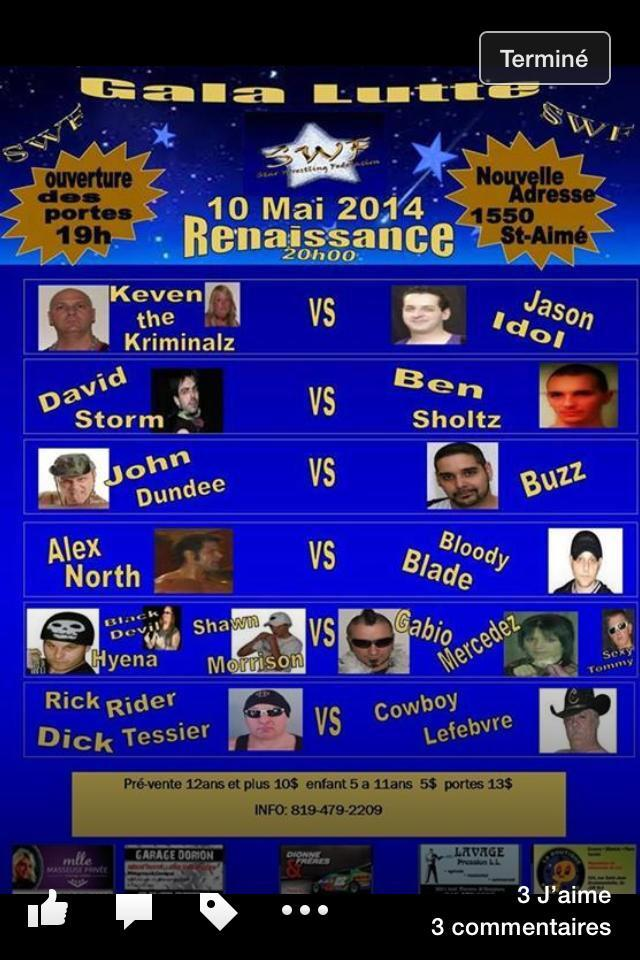Carte Gala SWF 10 mai 2014 Swf10m10