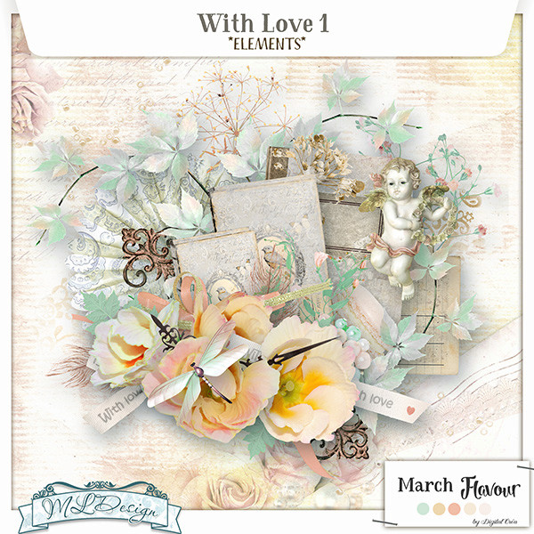 March Flavour: With Love in store 06 mars Mldesi34