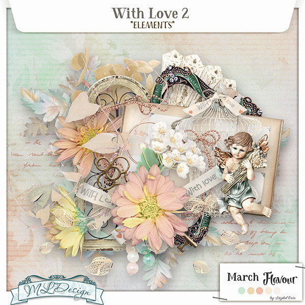 March Flavour: With Love in store 06 mars Mldesi35