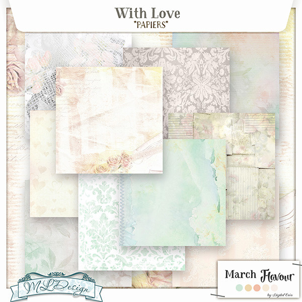 March Flavour: With Love in store 06 mars Mldesi37
