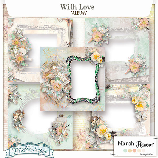 March Flavour: With Love in store 06 mars Mldesi38