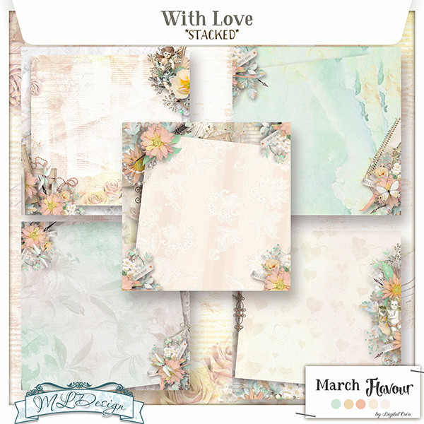 March Flavour: With Love in store 06 mars Mldesi41