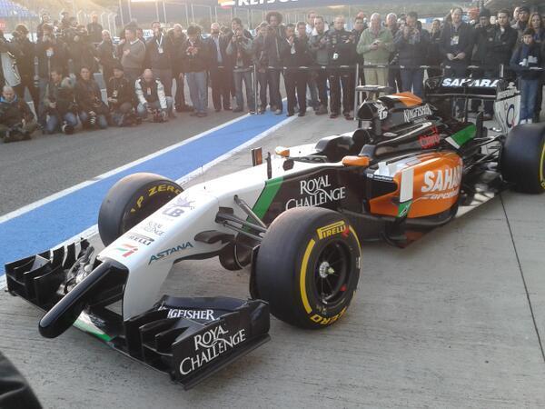 Livrée 2014 de Force India Bfdtak10