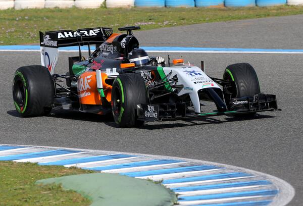 Livrée 2014 de Force India Bffa8i10