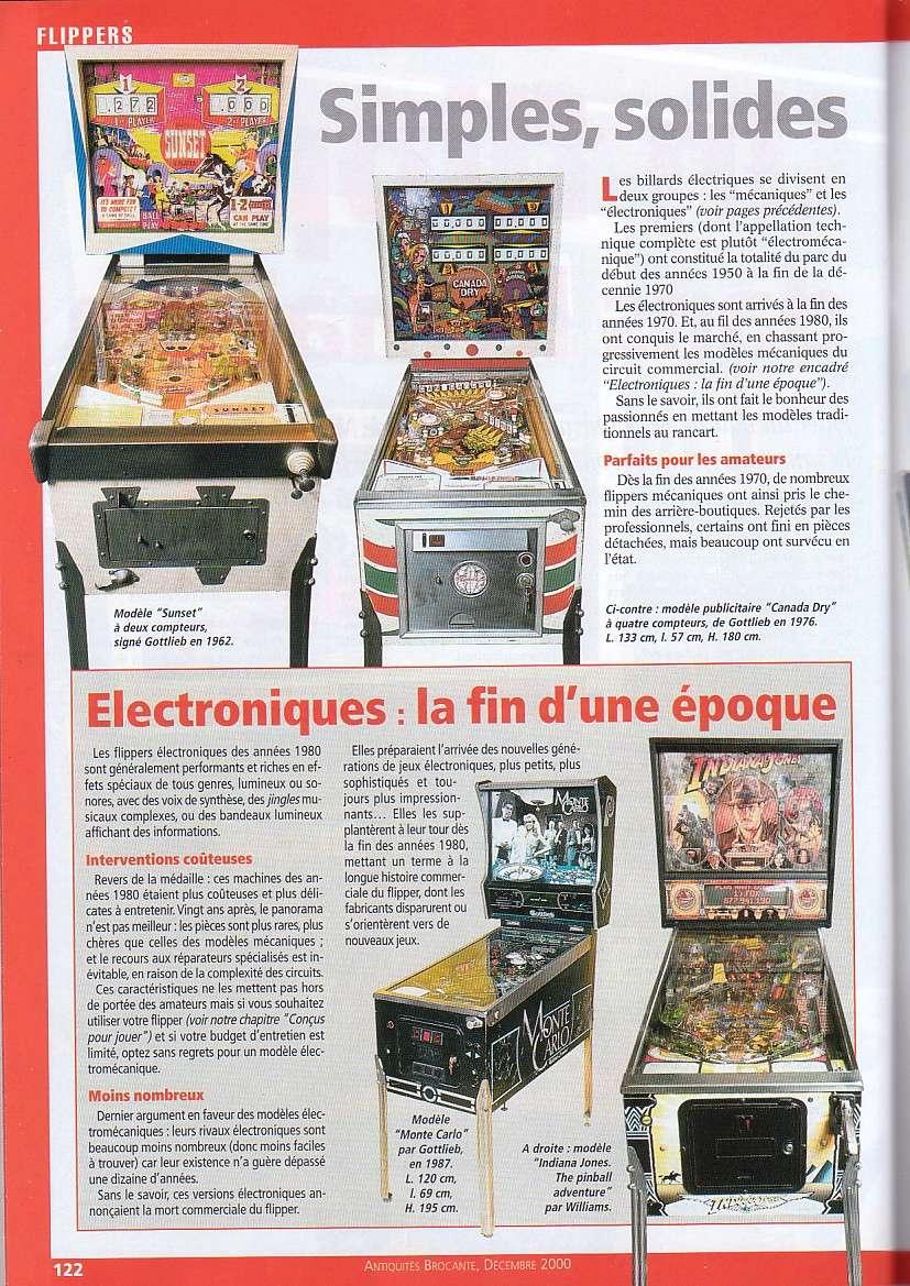 Magazine Antiquites Brocante Janvier 1998 37-12210