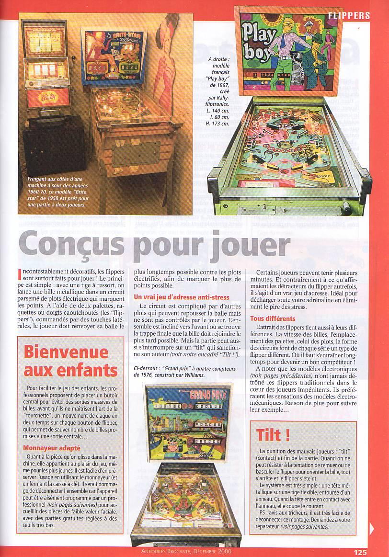 Magazine Antiquites Brocante Janvier 1998 37-12510