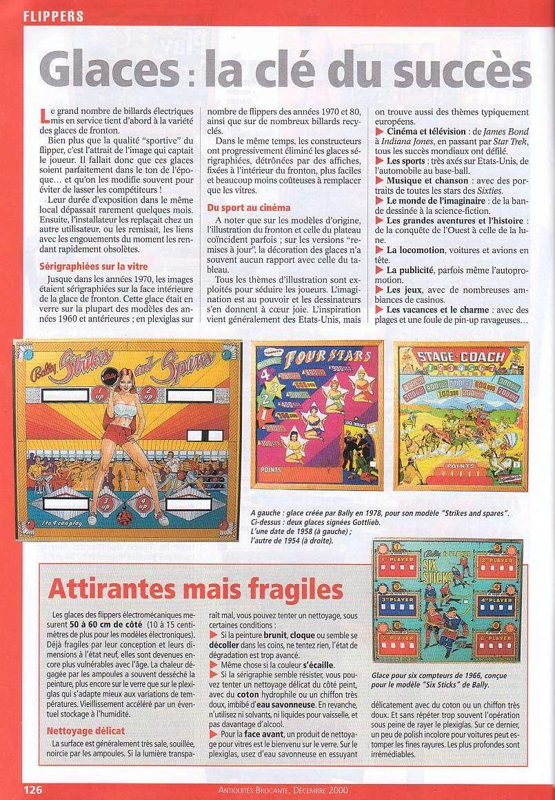 Magazine Antiquites Brocante Janvier 1998 37-12610