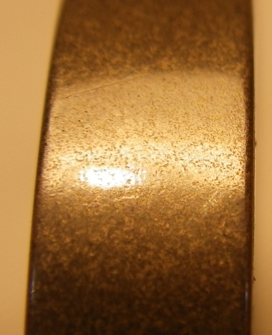 retrait des pâtes de bronze Porosi10