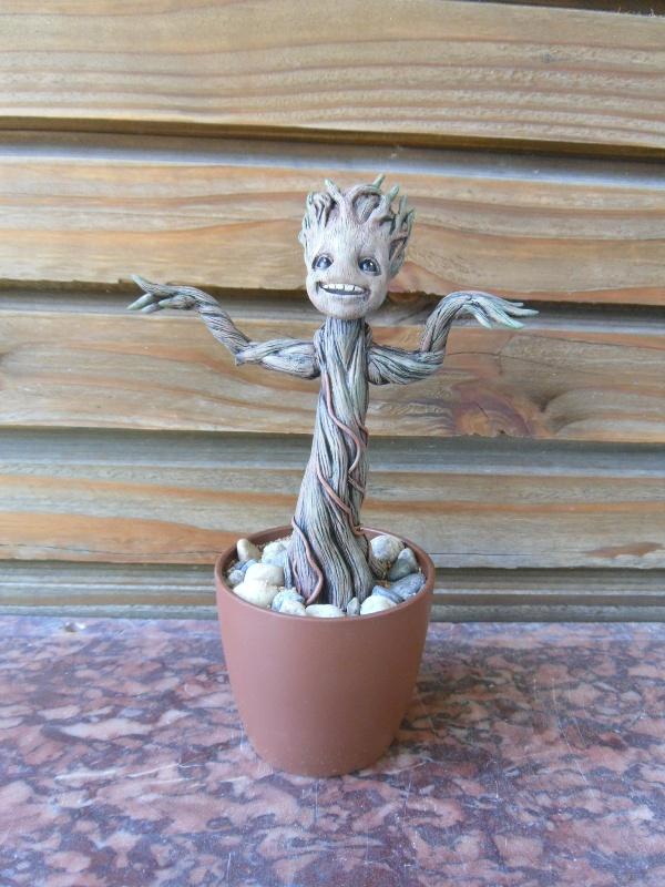 Je s'appelle Groot 1 Groot110