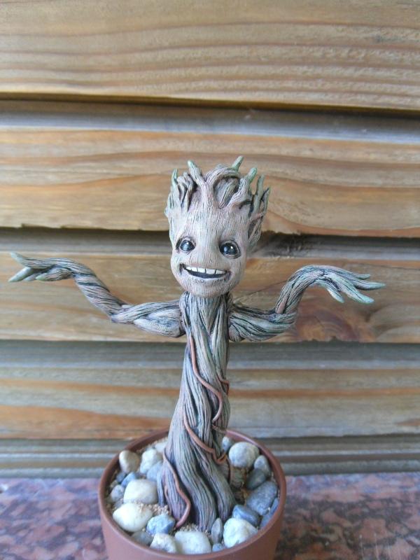Je s'appelle Groot 1 Groot111