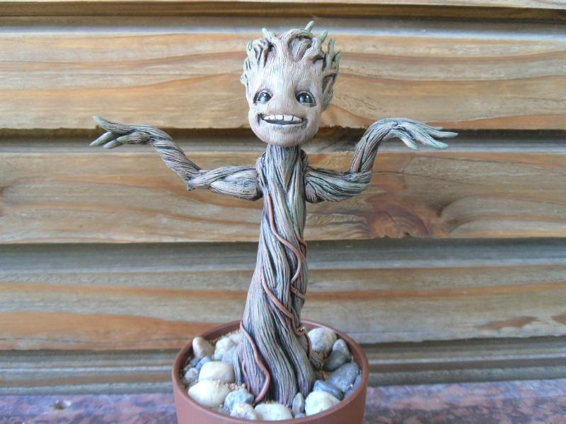 Je s'appelle Groot 1 Groot112