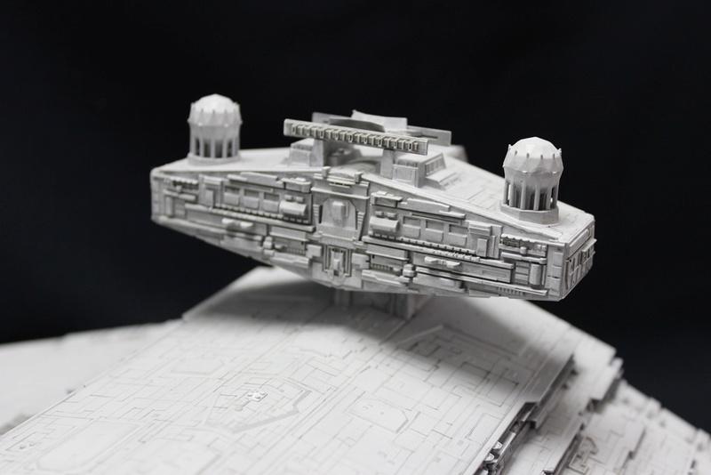 Imperial Star Destroyer 1/2700 Revell (Zvezda) Starde12