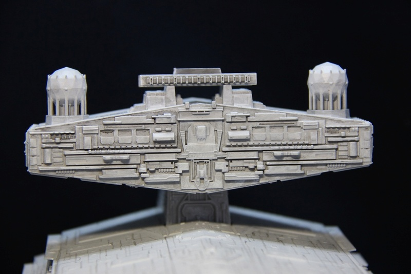 Imperial Star Destroyer 1/2700 Revell (Zvezda) Starde13