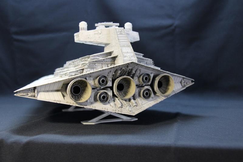 Imperial Star Destroyer 1/2700 Revell (Zvezda) Starde14