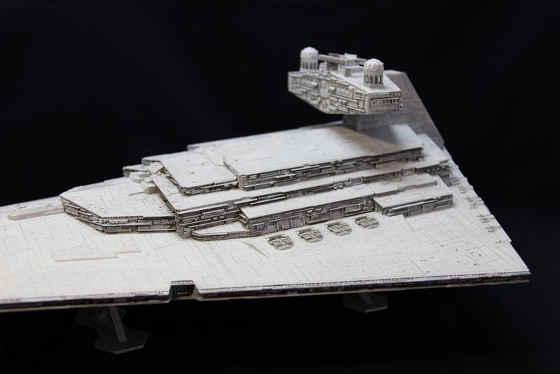 Imperial Star Destroyer 1/2700 Revell (Zvezda) Starde16