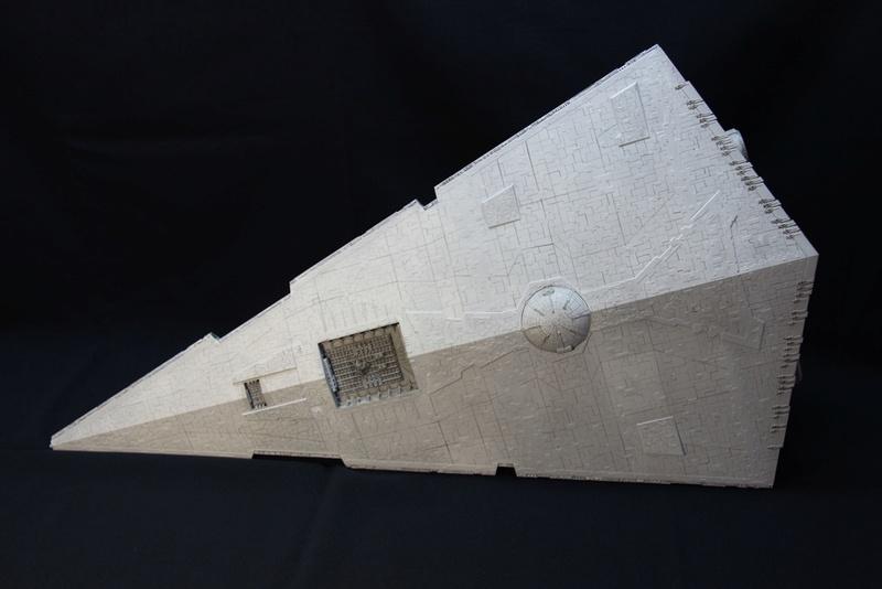 Imperial Star Destroyer 1/2700 Revell (Zvezda) Starde18