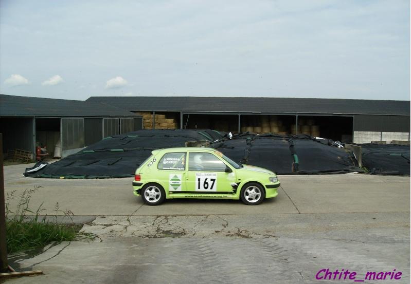 [RETOUR RALLYE DE LA FAMENNE 2008]  photos, vidéos Rallye10