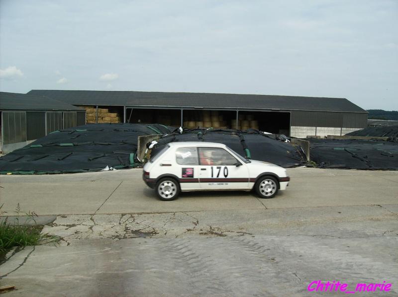 [RETOUR RALLYE DE LA FAMENNE 2008]  photos, vidéos Rallye11