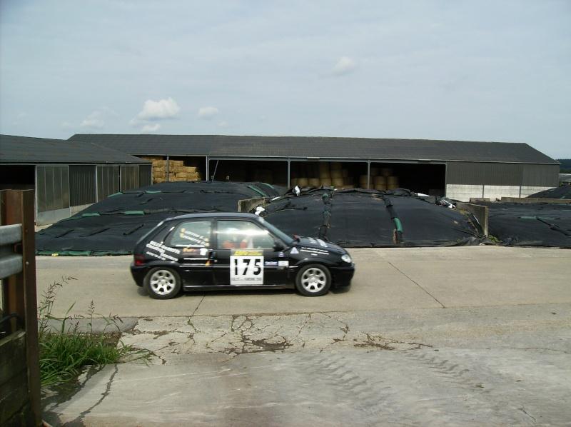 [RETOUR RALLYE DE LA FAMENNE 2008]  photos, vidéos Rallye13